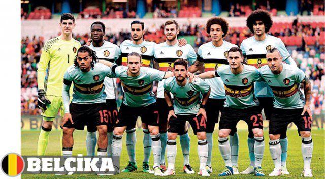 Belçika - E Grubu - Euro 2016
