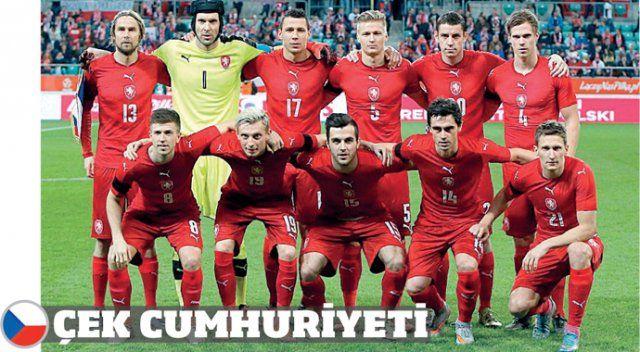 Çek Cumhuriyeti - D Grubu - Euro 2016