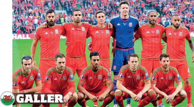 Galler - B Grubu - Euro 2016