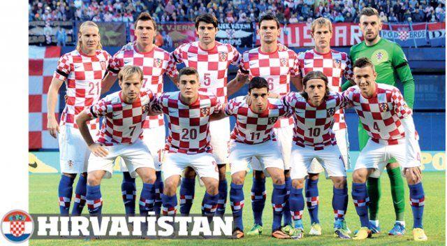 Hırvatistan - D Grubu - Euro 2016