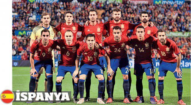 İspanya - D Grubu - Euro 2016