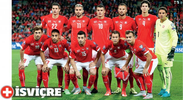 İsviçre - A Grubu - EURO 2016
