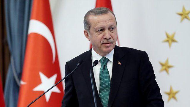 Marmara Üniversitesi'nden Erdoğan açıklaması