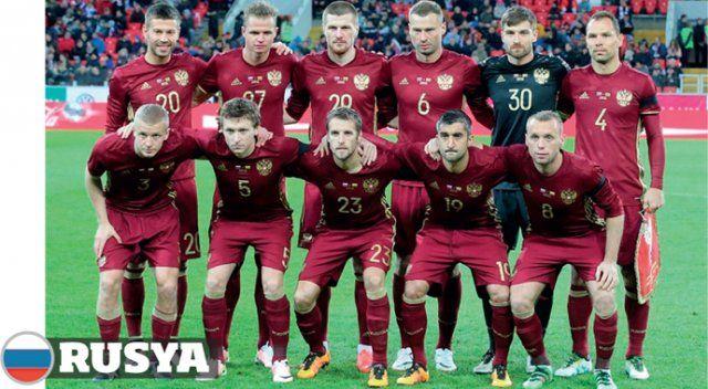 Rusya - B Grubu - Euro 2016