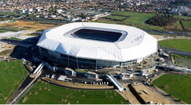 Stade des Lumieres - Lyon - Euro 2016