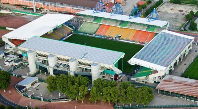 Stade Geoffroy-Guichard - Saint-Etienne - Euro 216