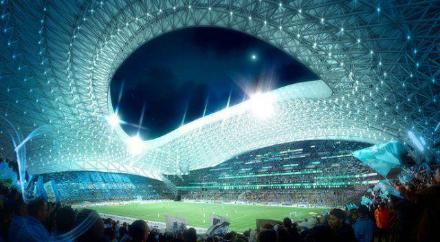 Stade Velodrome - Marsilya - Euro 2016