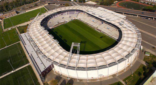 Stadium Municipal - Toulouse - Euro 2016