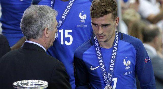 EURO 2016'nın gol kralı Griezmann
