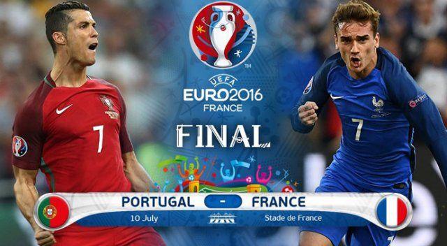 Fransa-Portekiz muhtemel 11'ler