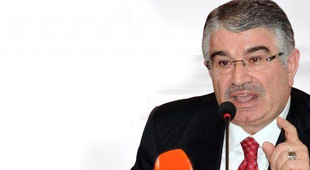 İdris Naim Şahin FETÖ'yü anmadan darbeyi kınadı