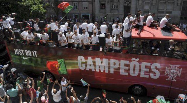 İşte Portekizli futbolcuların alacağı prim