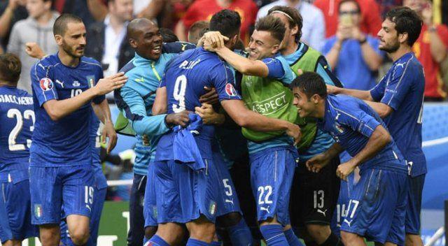 İtalyanlar takımlarıyla gurur duyuyor