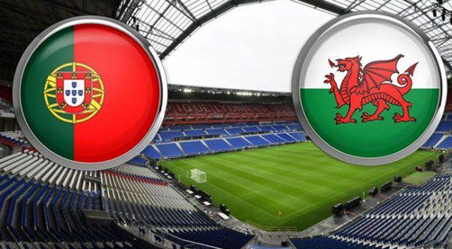 Portekiz Galler maçı ne zaman, saat kaçta?