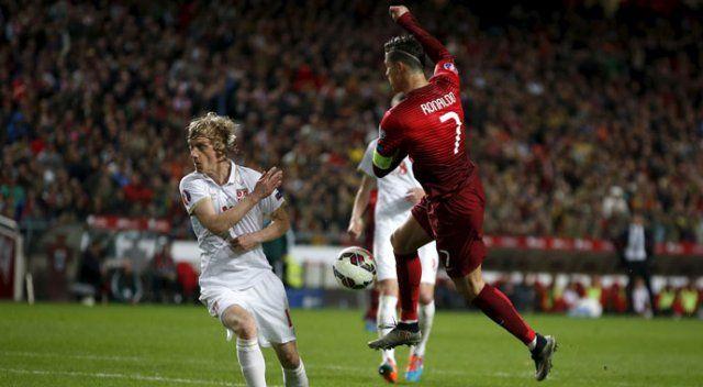 Ronaldo zafere ağladı