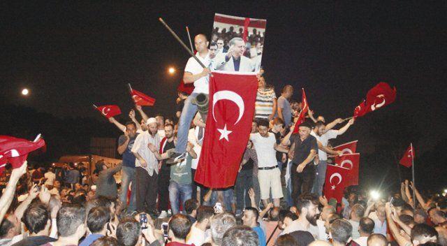 Tek silah sıkmadan  İstanbul'u kurtardık