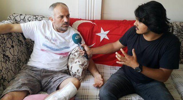 """""""Benim oğlum asker, ben bir asker tarafından vuruluyorum"""""""