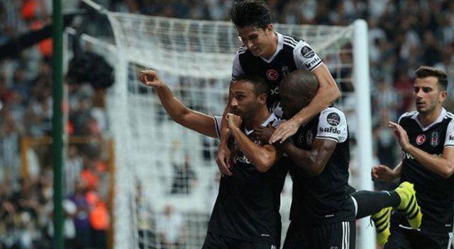 Beşiktaş 4-1 Alanyaspor Maçı Özeti Ve Golleri (BJK-Alanya