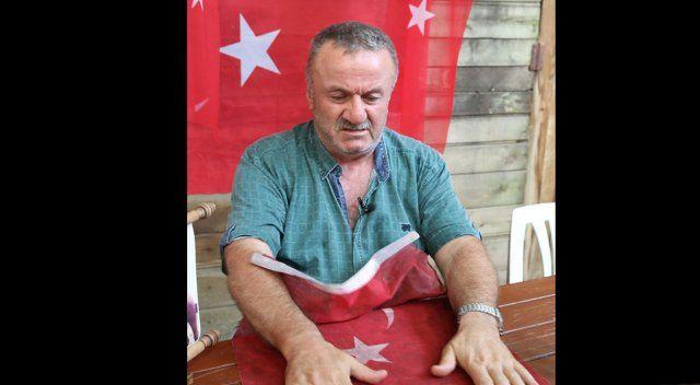 Şehit Fatih Satır'ın babasına son sözleri ortaya çıktı