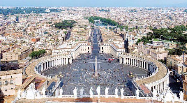 Vatikan'ın kara kutusu: Opus Dei
