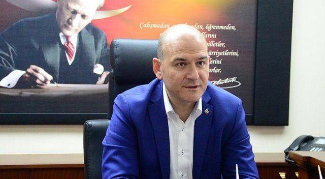 İçişleri Bakanı Soylu: Gazilerimizin varlığı bizim şerefimizdir