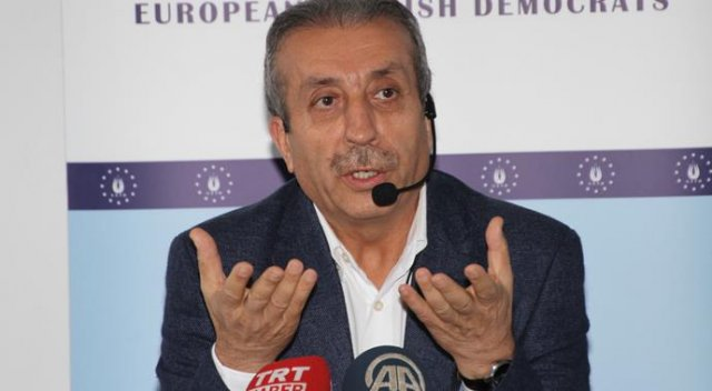 Mehdi Eker'den Almanya'da açıklamalar