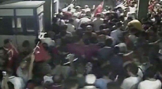 Çılgın Türkler 15 Temmuz'da şehit olmaya trenlerle gitti
