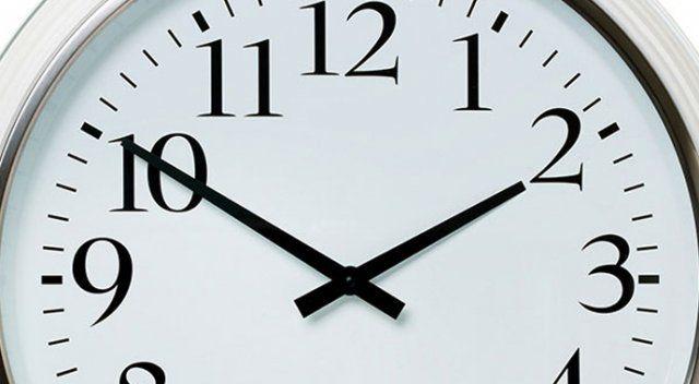 şuan Saat Kaç Saat Kaç Trt Saat Kaç Saatler Geri Alındı Mı
