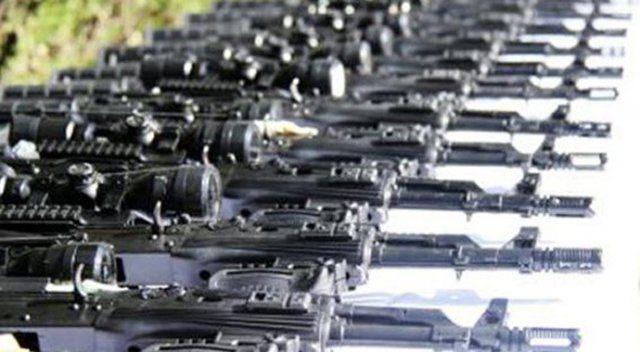 PYD'yi silaha boğmuşlar