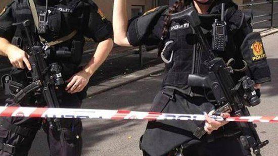 Norveç'te okul saldırısı: 2 ölü!