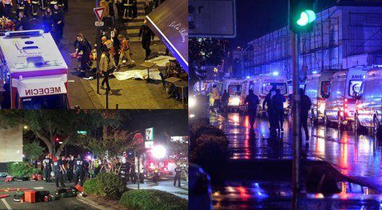 Ortaköy saldırısı 'Bataclan' ve 'Orlando'yu hatırlattı