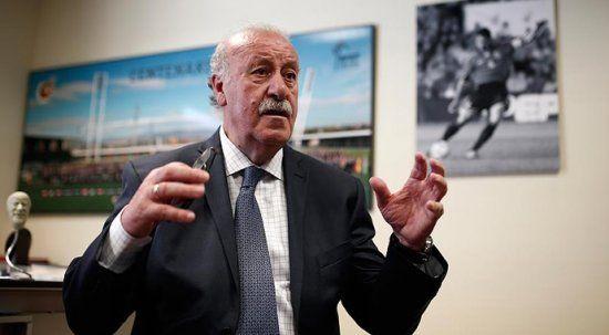 Del Bosque: Bağımsız bir Katalonya La Liga için felaket olur