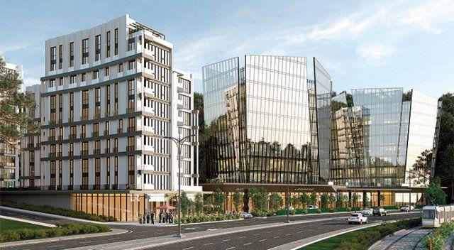 Invest İnşaat'tan 5 projeye 1 milyar TL'lik yatırım