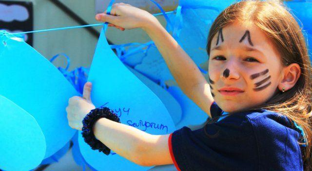 Minik su kaşifleri proje hazırladı
