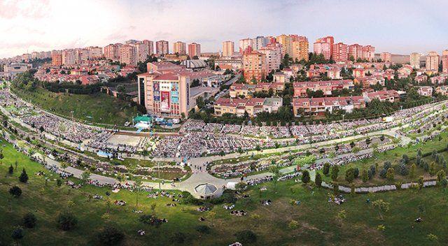 Türkiye'nin en büyük  sokak iftarı Sular  Vadisi'nde kurulacak