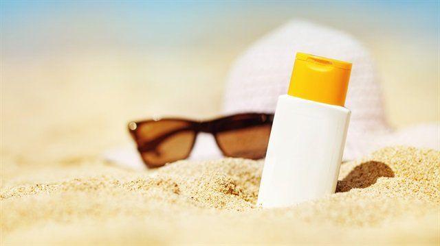 Güneş gözlüğü ve güneş kremine ek vergi - tg mobile