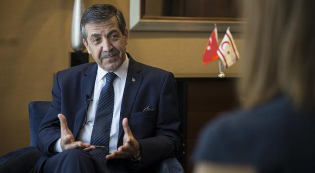Ertuğruloğlu: Kıbrıs Türkü, yoluna Ana vatan Türkiye ile devam edecektir