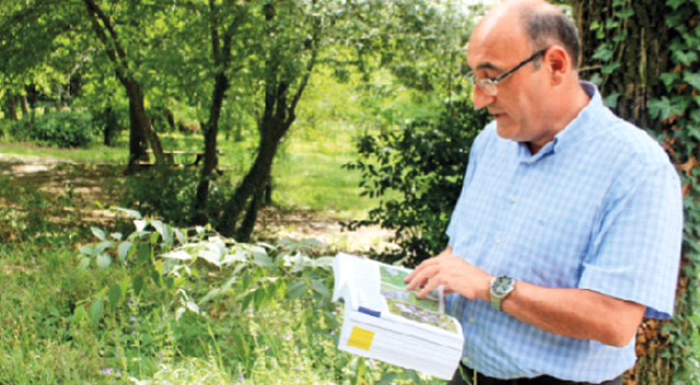 Endemik bitkiler yerini istilacı bitkilere bıraktı
