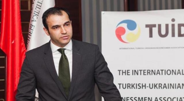 'Ukrayna'daki Türk yatırımları 2,5 milyar dolara yaklaştı'