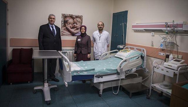 Ankara'nın 'anne dostu' hastanesi