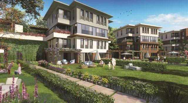 Bahçeşehir'e 4 bin kişilik villa kasaba