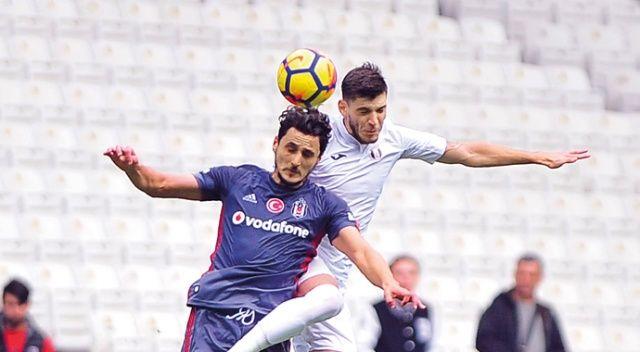 Beşiktaş şansını iyi kullanamadı