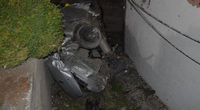 Bilecik'te trafik kazası: 2 ölü, 1 yaralı