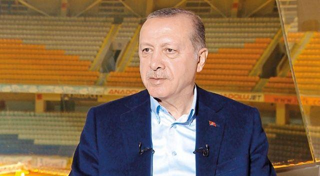 Erdoğan: Düzenleme 2019 sonrası