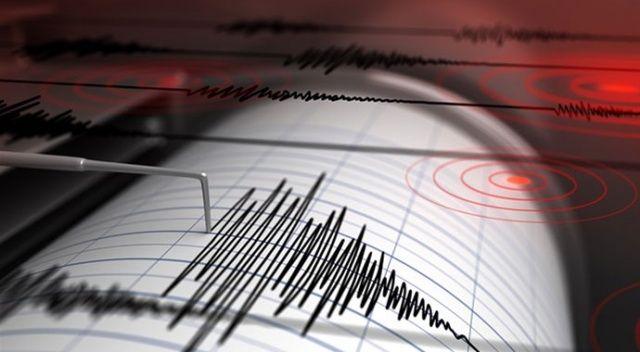 Irak'ta 4,6 büyüklüğünde deprem meydana geldi