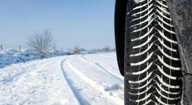 Kış lastiği takmayana ağır ceza yolda (Kış Lastiği Hangi Araçlara Zorunlu, Cezası Ne Kadar?)