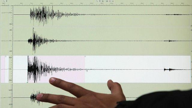Kuzey Irak'ta ikinci deprem 00.33'te