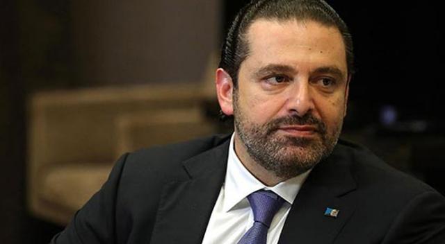 Lübnan'ın istifa eden Başbakanı Saad Hariri'den açıklama