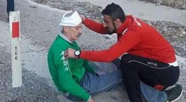Mardin 47 Spor kafilesi kaza yaptı: 1 yaralı