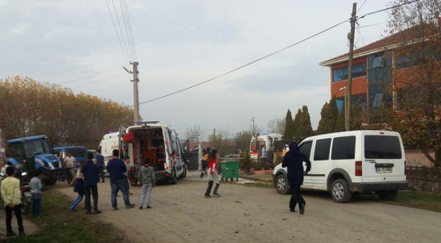 Sakarya'da koca dehşeti: 2 ölü